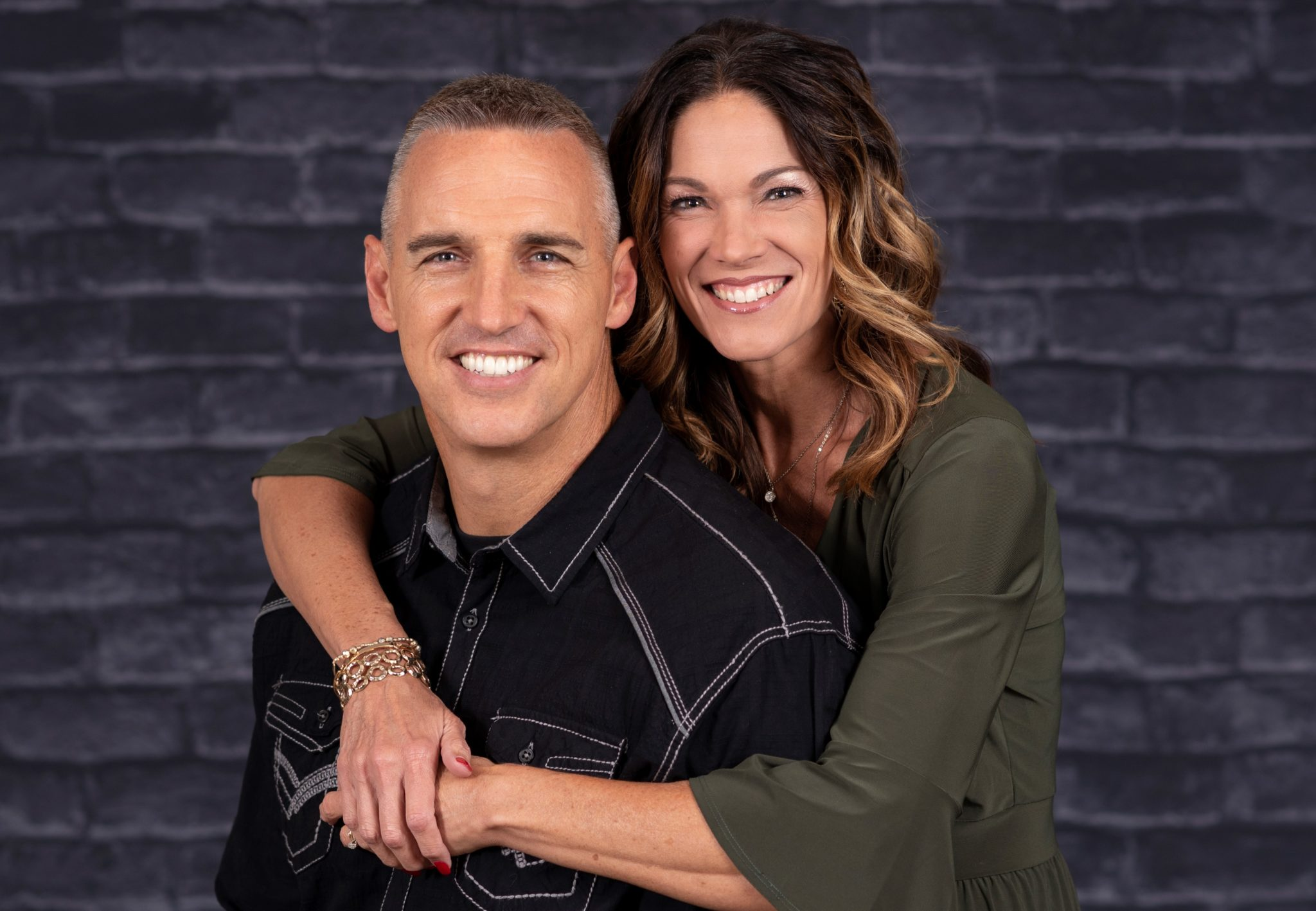 Chad and Dawn Everett