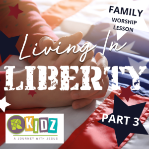 ROADS KIDZ LIVING IN LIBERTY PART 3