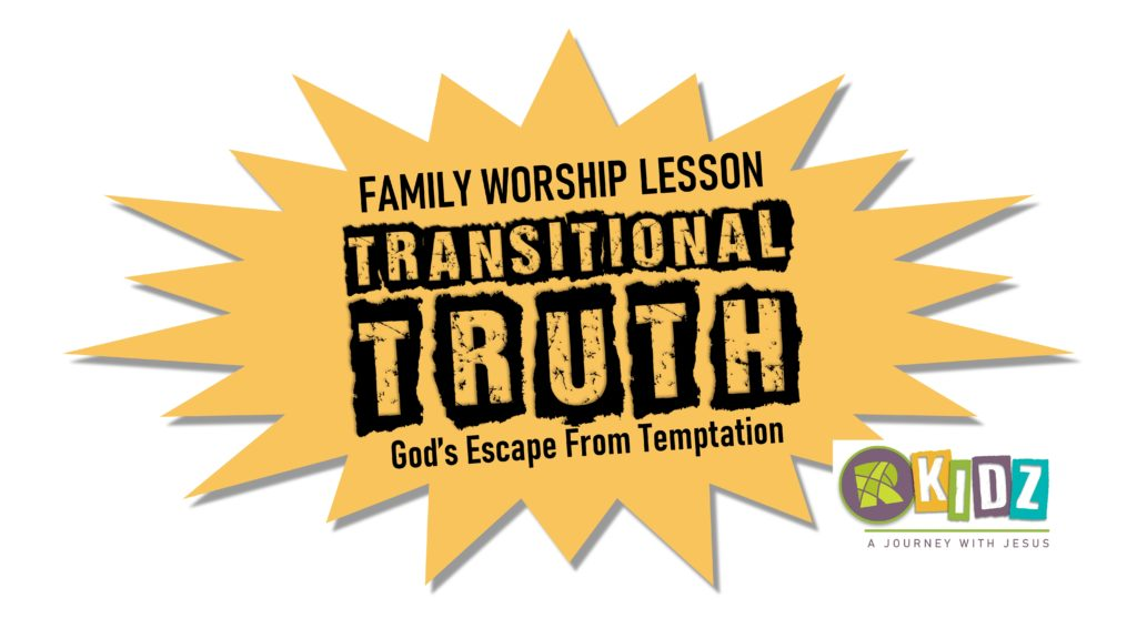 Roads Kidz Tranformational Truth